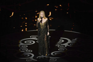 Barbra Streisand sings The Way We Were and salutes Marvin Hamlisch at the 85th Academy Awards