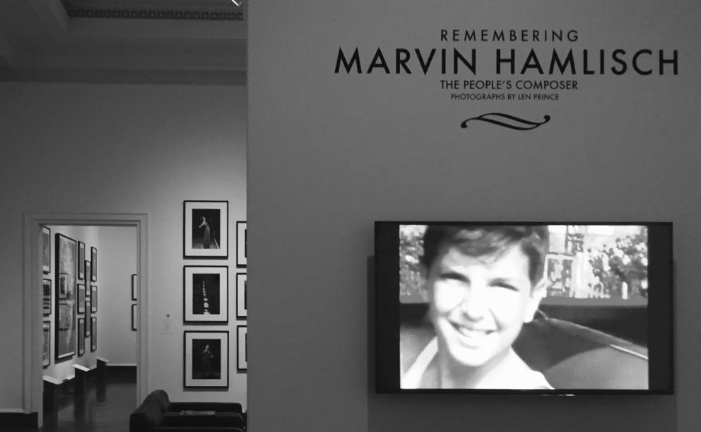 Watch: The Exhibit at The Columbus Museum of Art: Remembering Marvin Hamlisch The People's Composer: