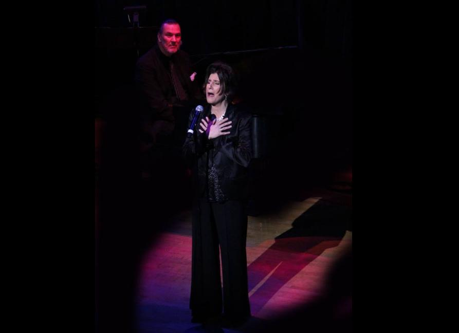 Marieann Meringolo sings THE WAY WE WERE - at The NYC Cabaret Convention hosted by The Mabel Mercer Foundation Oct 16, 2015.
