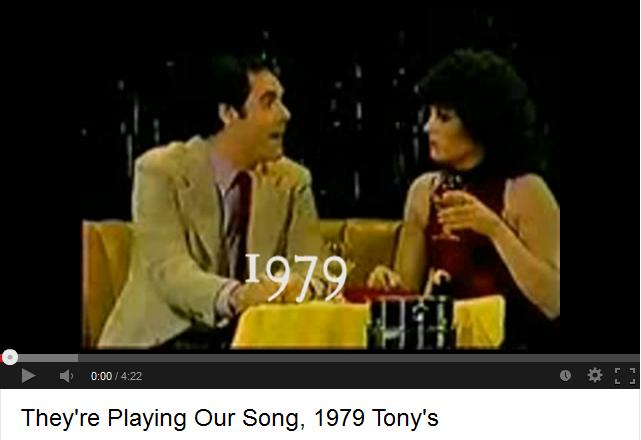 They-re Playing Our Song 1979 Tony-s